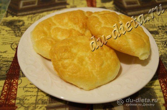 Сырное печенье по Дюкану